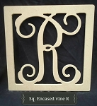 Square Encased R