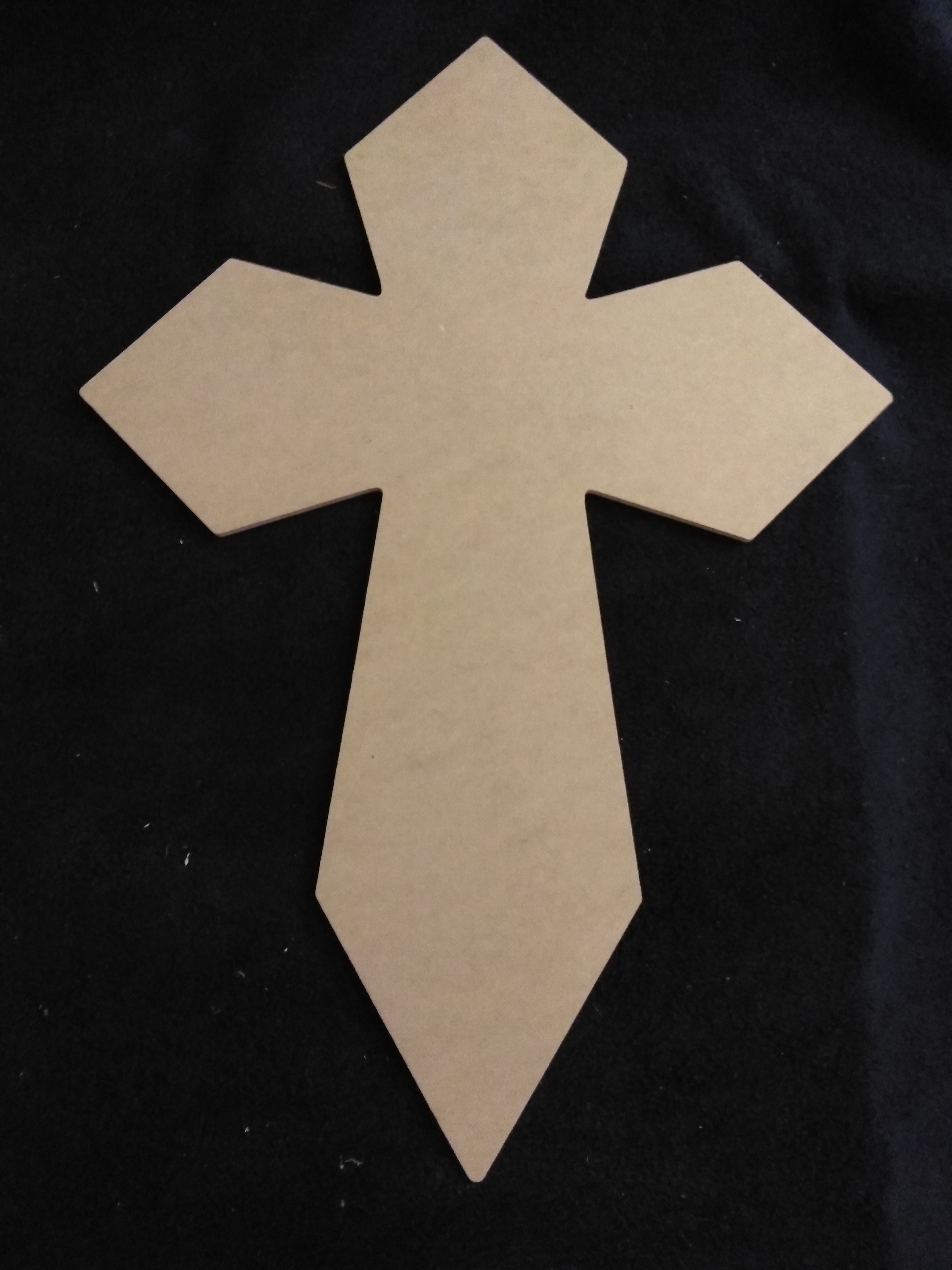Pointy Cross