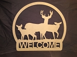 Welcome Deer