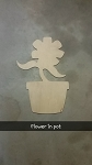 Flower in Pot #3